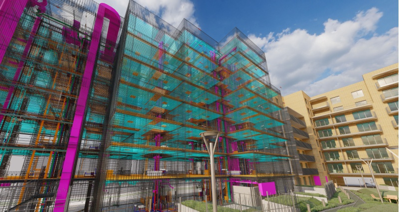 Proma - BIM- Virtual design and implementation of buildings